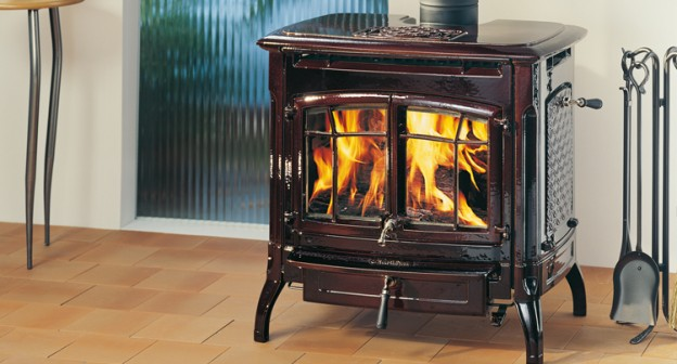 Calefacci n radiante hergom for Diseno de estufa hogar a lena