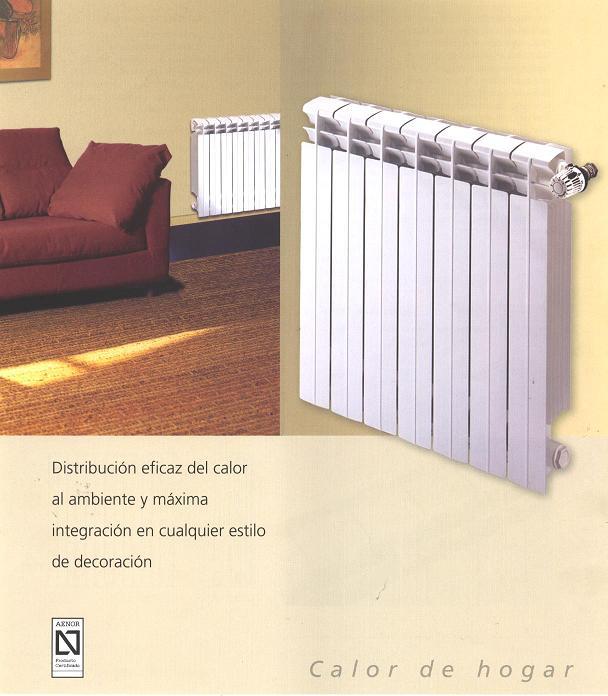 Radiadores gas natural calefaccion precio beautiful top - Radiadores de calefaccion ...