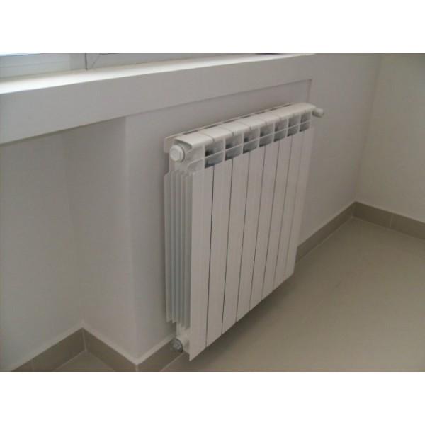 Radiadores para calefacci n hidr nica tienda hergom - Calefaccion lena radiadores ...