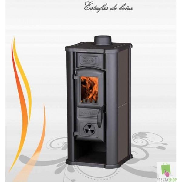 Diana estufas de le a tienda hergom chimeneas y calefacci n for Estufas de lena de diseno
