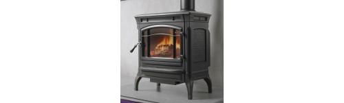 Estufas de le a hergom tienda hergom chimeneas y calefacci n - Estufas de lena para calefaccion con radiadores ...